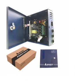 ARNEY AR405 4CH Pwr Supply,power supply 12v, power supply kamera cctv